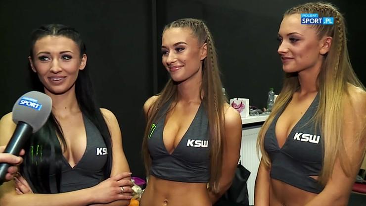 KSW 41: Nowa ring girl skradła show?
