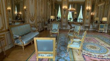 2017-04-23 Wizyta w Pałacu Elizejskim