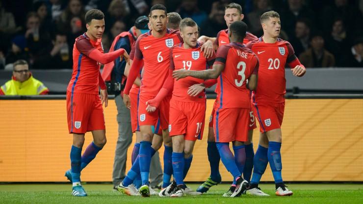 Euro 2016: Szeroka kadra Anglii. Jest Rashford!