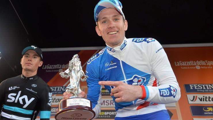 Mediolan-San Remo: Triumfator Demare odrzucił zarzuty