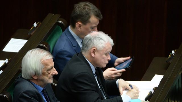Kaczyński: musimy doprowadzić do odblokowania TK