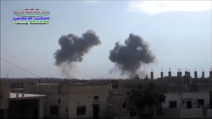Koalicja wzywa Rosję do zaprzestania ataków na syryjską opozycję