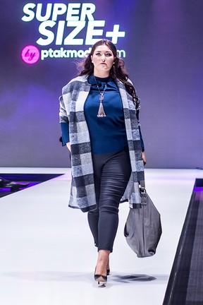 """2017-09-18 """"#Supermodelka Plus Size"""": Komercyjny pokaz mody"""