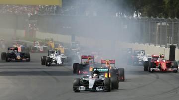 2016-10-30 Lewis Hamilton wygrał Grand Prix Meksyku
