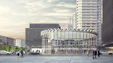22-11-2016 16:24 Warszawska Rotunda idzie do rozbiórki. Zastąpi ją nowa, bardziej nowoczesna