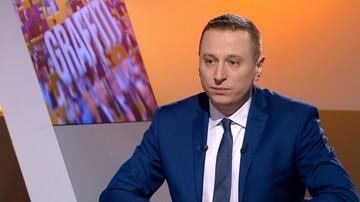 W egzekutywie nie działały osoby, do których władza nie miała zaufania - Brejza o Piotrowiczu