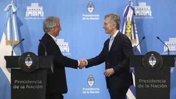 2016-10-25 Prezydenci Argentyny i Urugwaju potwierdzili chęć organizacji mundialu