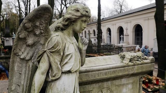 Pomysł kwesty na rzecz Starych Powązek został zaczerpnięty z Lalki Prusa