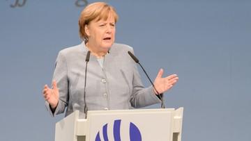"""05-05-2017 19:25 """"Spiegel"""": Merkel wściekła na Junckera. Wini go za przeciek ws. rozmowy z May"""