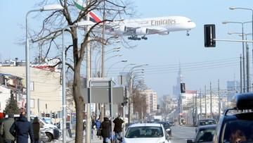 W Warszawie wylądował największy pasażerski samolot