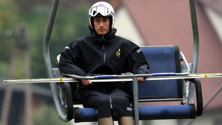 Kamil Stoch: Celuję w podium!