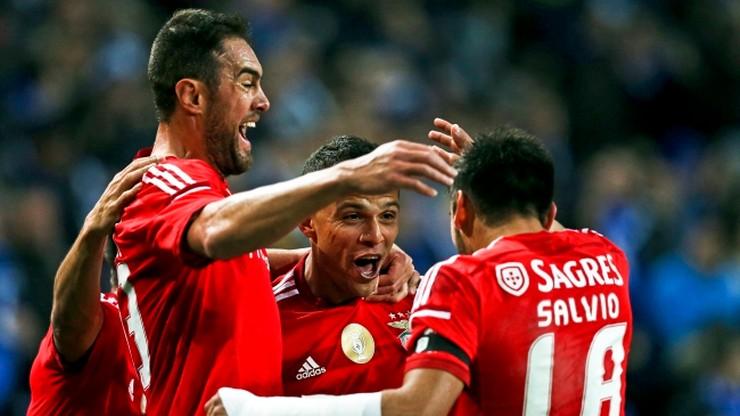 Lima razy dwa. Benfica lepsza w hicie
