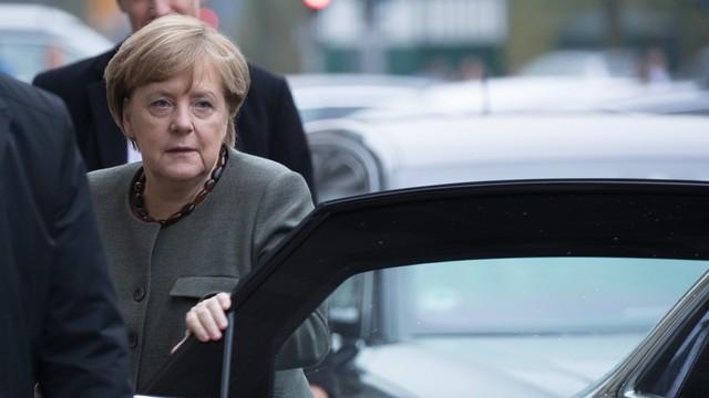 Niemcy: spada poparcie dla CDU Angeli Merkel i dla Jamajki