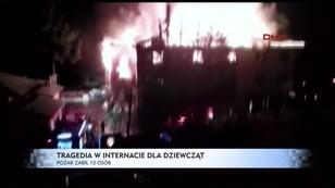 Turcja: tragedia w internacie dla dziewcząt - pożar zabił 12 osób