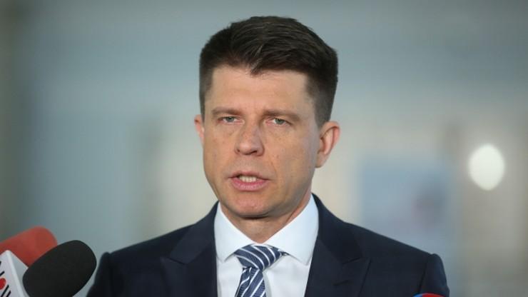 Petru: działania PiS ws. szefa RE blamażem polskiej polityki zagranicznej