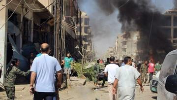 29-07-2016 12:32 Obserwatorium: w nalotach koalicji pod wodzą USA przeciwko Państwu Islamskiemu zginęło 28 cywilów