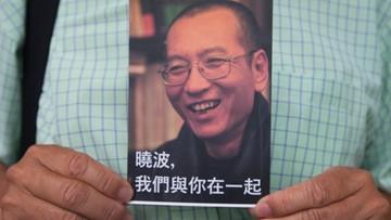 06-07-2017 11:13 Pogarsza się stan chorego na raka noblisty Liu Xiaobo