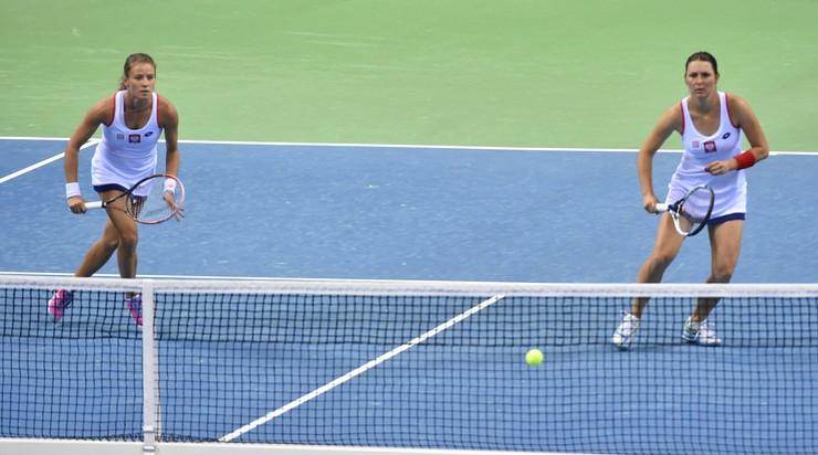 WTA Rzym: Porażki Rosolskiej i Jans-Ignacik w deblu