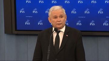 """""""Będą prace nad ustawą przejściową"""". Prezes PiS po spotkaniu ws. TK"""