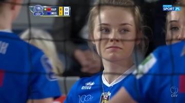 2017-01-10 Polska siatkarka zdjęła koszulkę podczas meczu! Kamerzysta nie był dyskretny