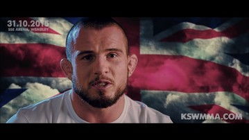 2015-10-27 KSW 32: Borys Mańkowski - Jesse Taylor. Zapowiedź walki