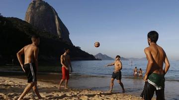 19-07-2016 17:08 Połowa Brazylijczyków przeciwna igrzyskom w Rio