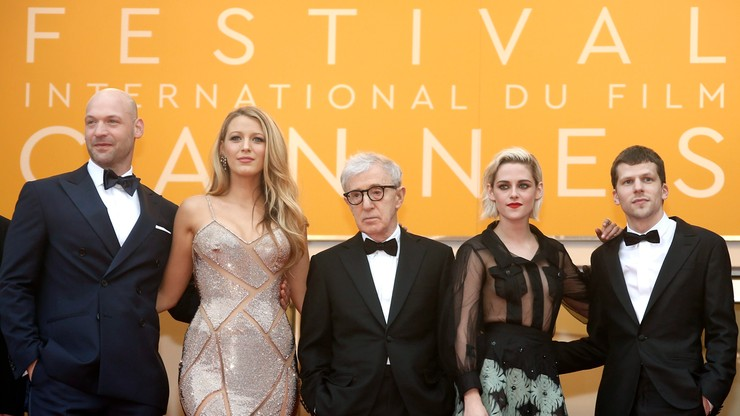 Gwiazdy kina zjechały do Cannes. Powalczą o Złotą Palmę