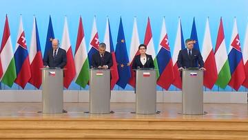 Premier Szydło: Polska nie zgodzi się na szantaż ws. uchodźców
