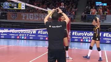 2017-01-10 Skandal w siatkarskiej Lidze Mistrzyń! Włoski trener wywołał awanturę