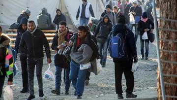 23-12-2015 07:14 Milion uchodźców i migrantów przybyło do Europy w 2015 roku