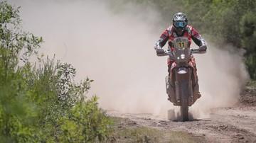 2017-01-05 Rajd Dakar: Barreda utrzymał prowadzenie