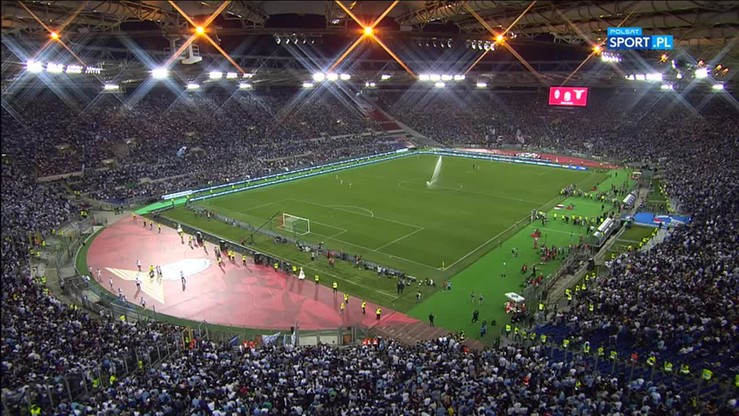 Finał Pucharu Włoch: Juventus Turyn - Lazio Rzym 2:0. Skrót meczu