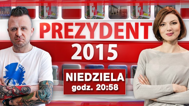 Wieczór wyborczy w Superstacji