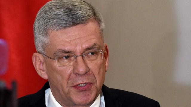 Karczewski: zachowanie Petru to duża polityczna niezręczność