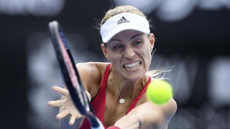 WTA w Sydney: Kerber triumfatorką finału