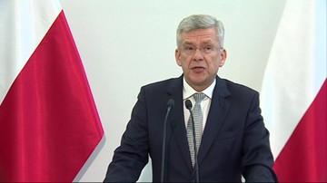 Karczewski apeluje do rezydentów, aby