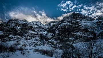 2016-02-11 Zaginęli w Tatrach. Noc spędzili w górach, pomogło TOPR