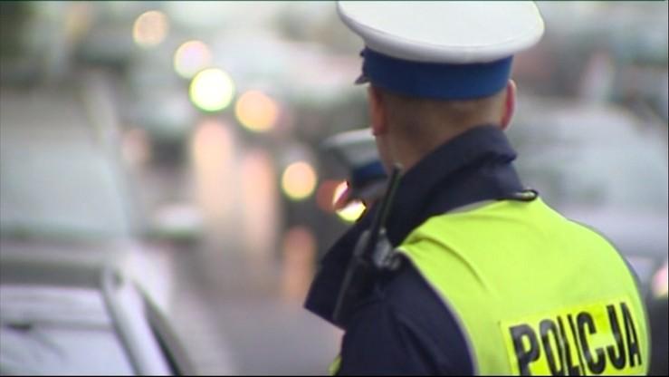 """Trwa policyjna akcja """"Znicz"""""""
