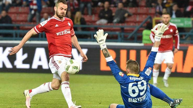 Ekstraklasa: Wisła Kraków przygotowuje się już do nowego sezonu