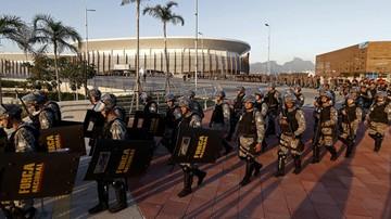 2016-07-21 Rio 2016: Aresztowano 10 osób podejrzanych o terroryzm