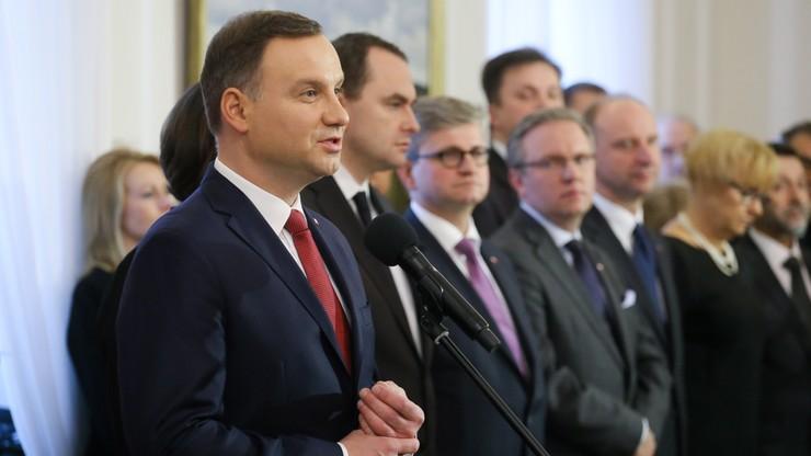 Duda: razem z rządem Beaty Szydło przyczynię się do naprawy Polski