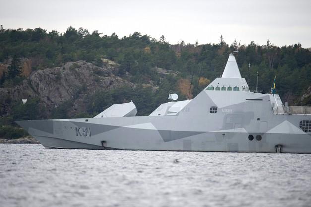 Szwecja: coś lub ktoś naruszył naszą integralność terytorialną