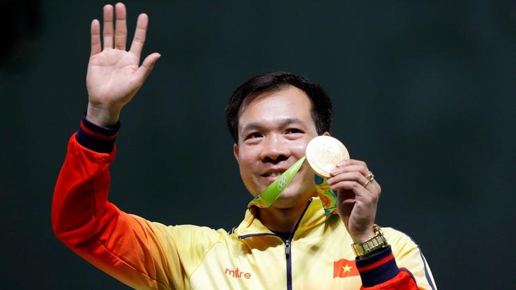 Rio 2016: Imponująca premia dla pierwszego wietnamskiego mistrza olimpijskiego