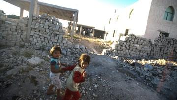 18-05-2017 18:21 67 zabitych, w tym pięcioro dzieci, w ataku IS na pozycje armii syryjskiej
