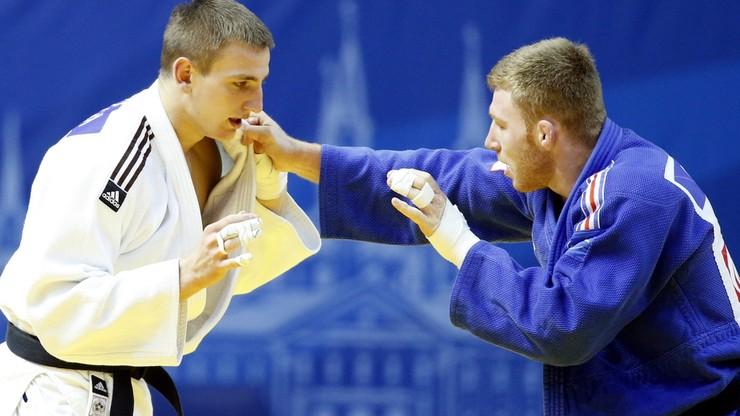 Polski judoka na podium mistrzostw Europy