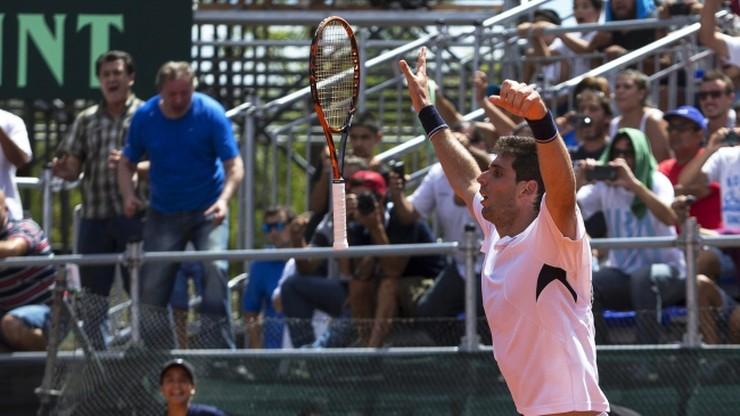 Argentyńczycy dołączyli do grona ćwierćfinalistów Pucharu Davisa