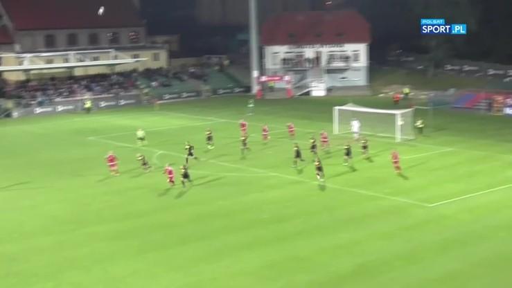 Drutex-Bytovia - GKS Katowice 1:2. Wszystkie bramki