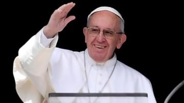 Życzenia dla papieża Franciszka w czwartą rocznicę jego wyboru