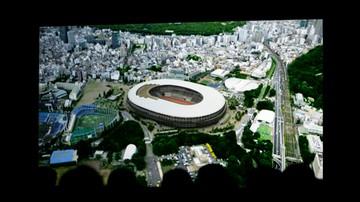 2016-12-11 Tokio 2020: Rozpoczęła się budowa Stadionu Olimpijskiego