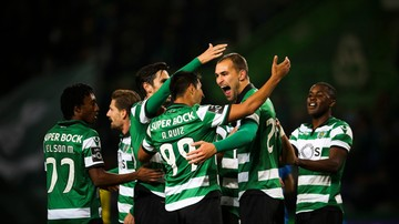 2017-01-09 Braga zdobyła bramkę, gdy Sporting cieszył się z nieuznanego gola! (WIDEO)